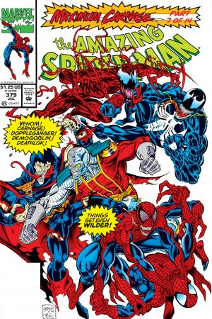 The Amazing Spider-Man #379