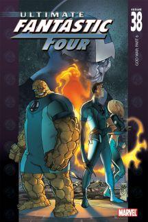 Ultimate Fantastic Four (2003) #38