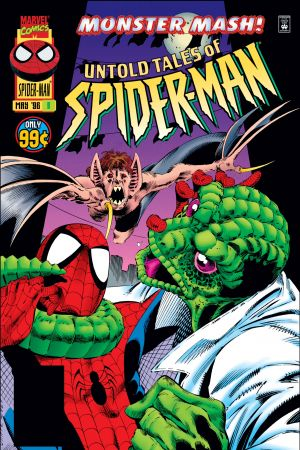 Untold Tales of Spider-Man (1995) #9