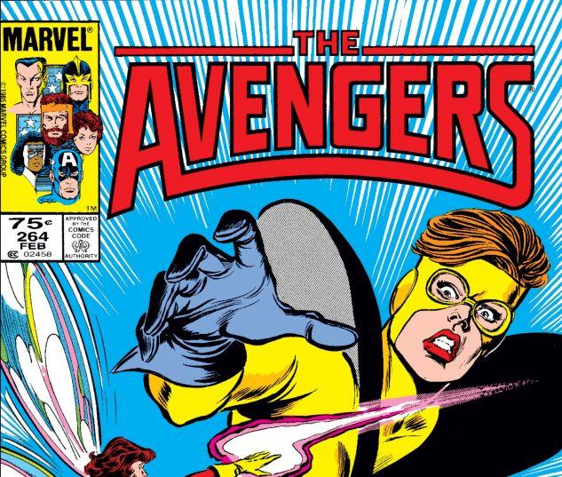 Avengers (1963) #264
