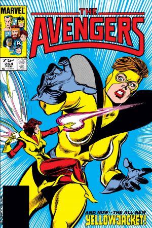 Avengers #264