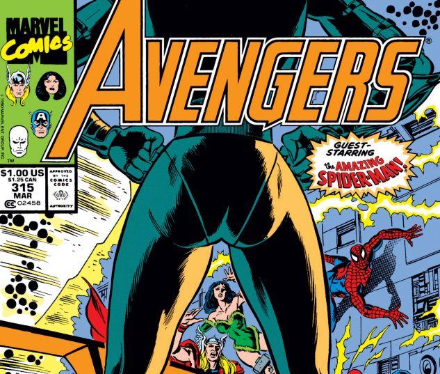 AVENGERS (1963) #315