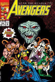 Avengers (1963) #352