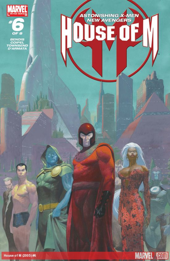 House of M (2005) #6
