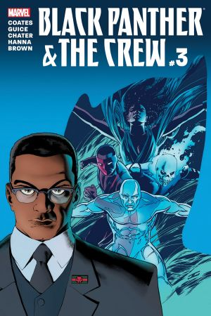 Black Panther and the Crew #3