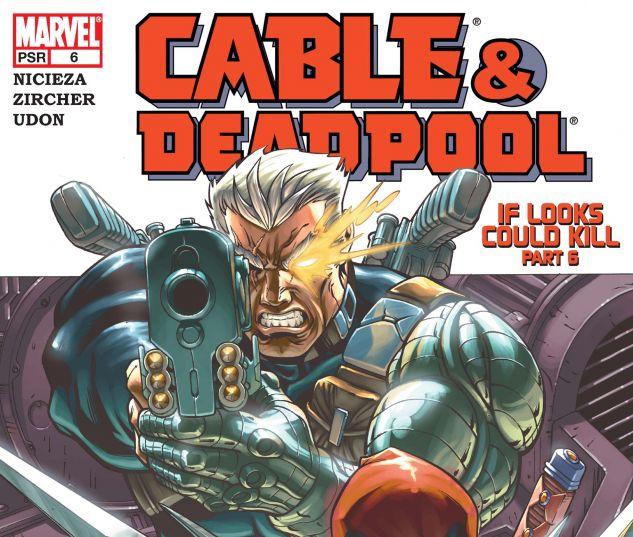 CABLE & DEADPOOL (2004) #6
