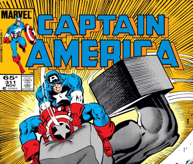 CAPTAIN AMERICA (1968) #311