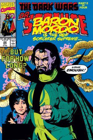 Doctor Strange, Sorcerer Supreme (1988) #22