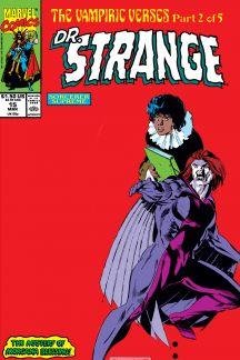 Doctor Strange, Sorcerer Supreme #15