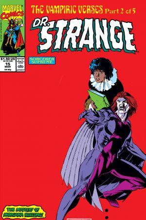 Doctor Strange, Sorcerer Supreme (1988) #15