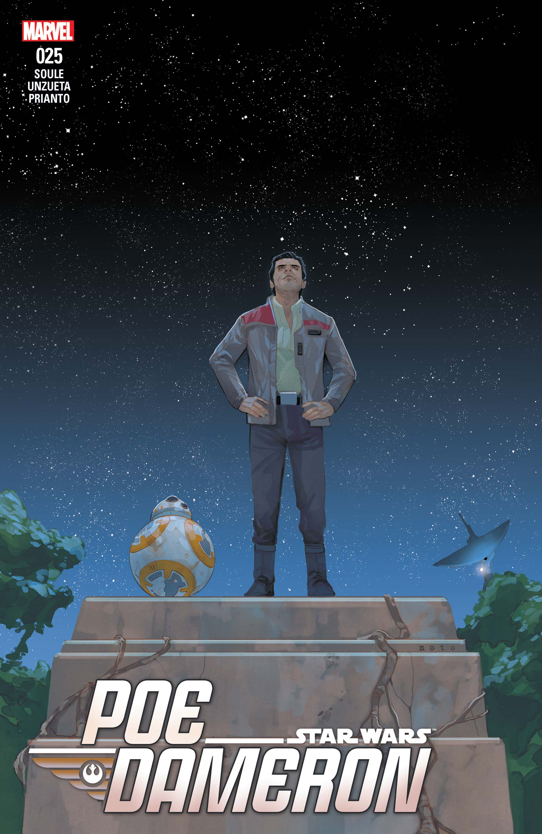 Star Wars: Poe Dameron (2016) #25