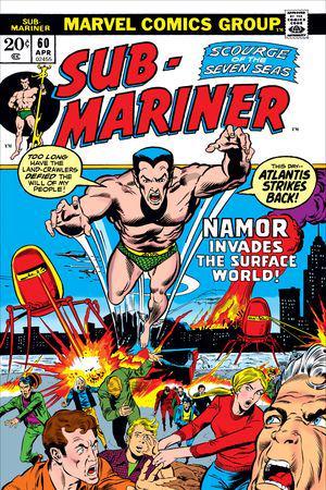 Sub-Mariner (1968) #60
