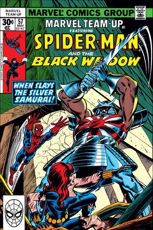 Marvel Team-Up (1972) #57
