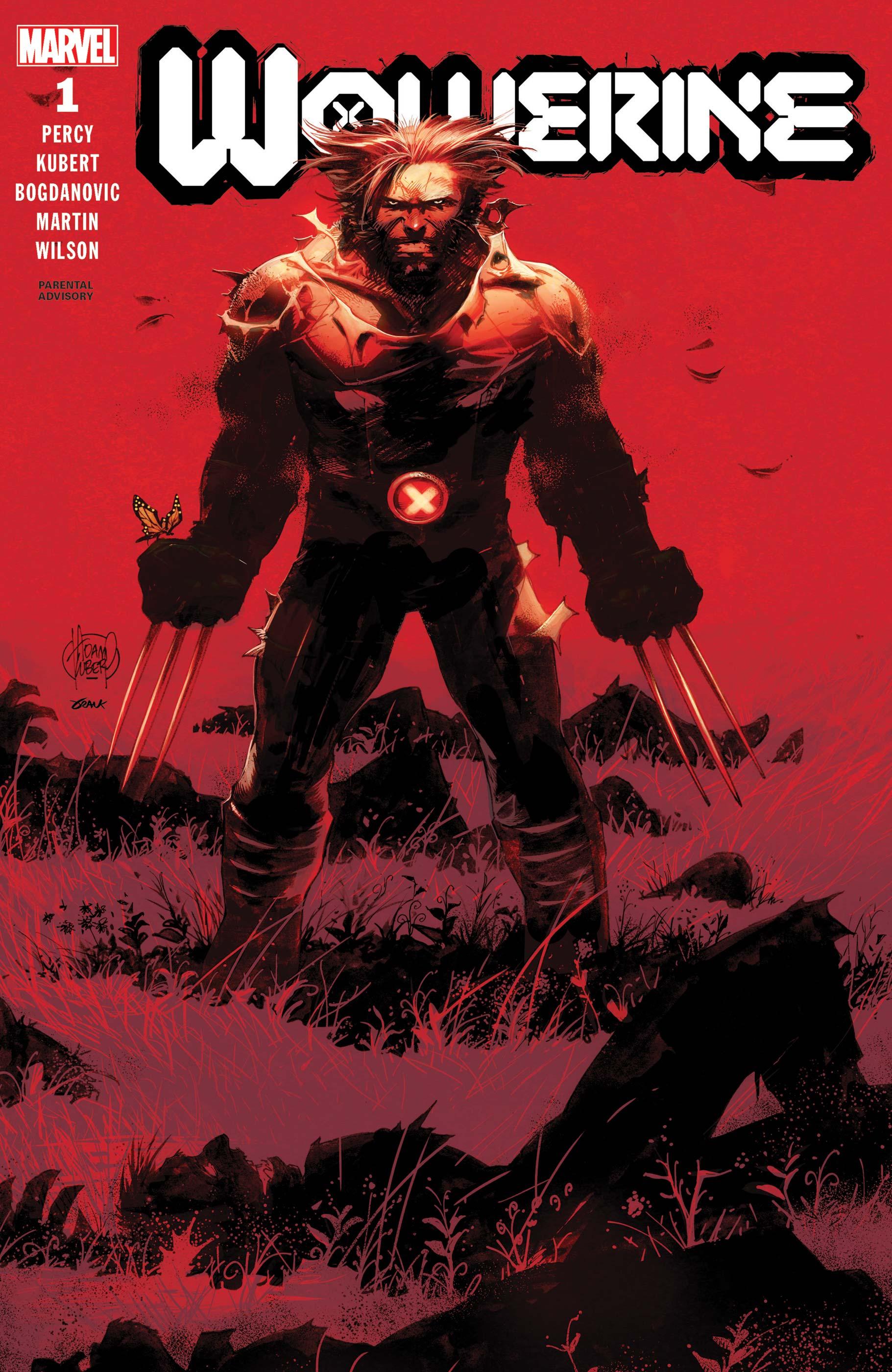 Wolverine (2020) #1