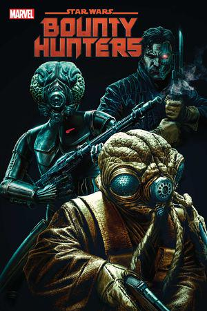 Star Wars: Bounty Hunters #7