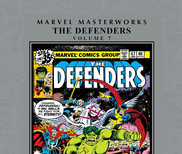 MARVEL MASTERWORKS: THE DEFENDERS VOL. 7 HC #7