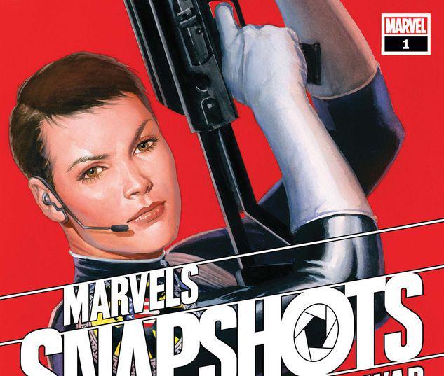 CIVIL WAR: MARVELS SNAPSHOTS 1 #1