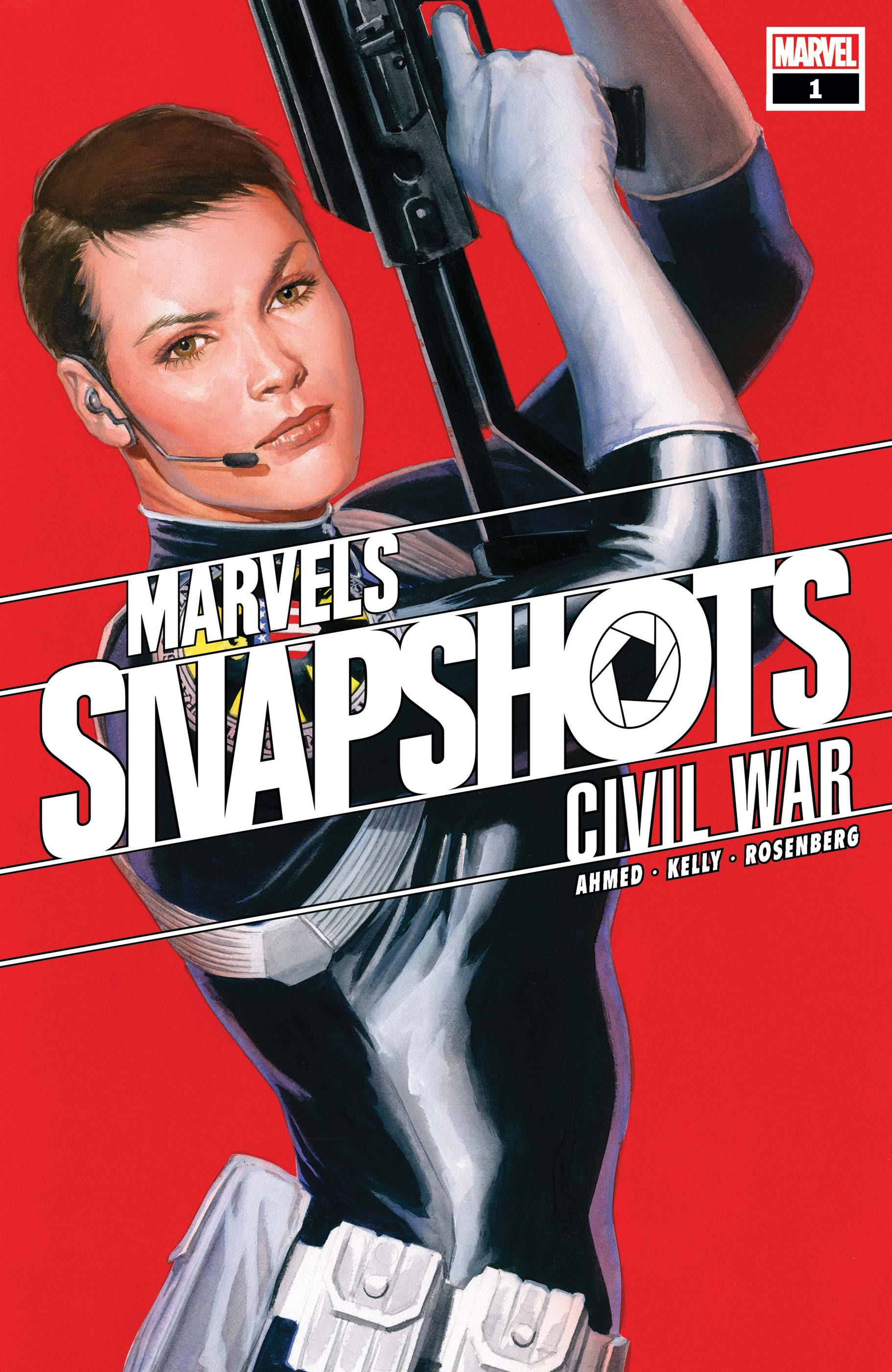 Civil War: Marvels Snapshots (2020) #1