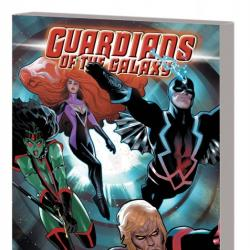 Guardians of the Galaxy Vol. 3: War of Kings Book 2 (Trade Paperback)