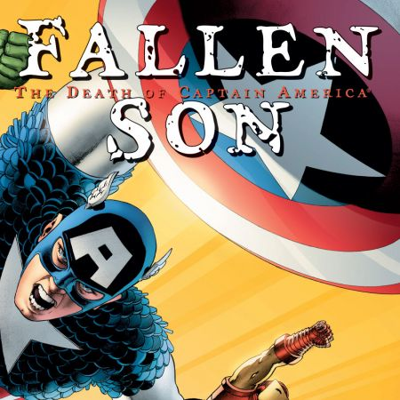 FALLEN SON: THE DEATH OF CAPTAIN AMERICA TPB #0