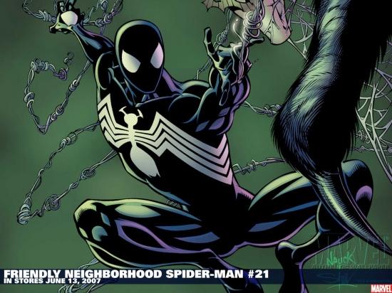 Friendly Neighborhood Spider-Man (2005) #21 Wallpaper