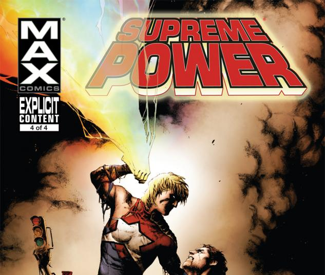Supreme Power (2011) #4