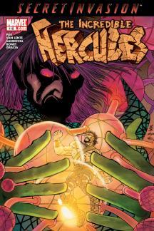 Incredible Hercules (2008) #118