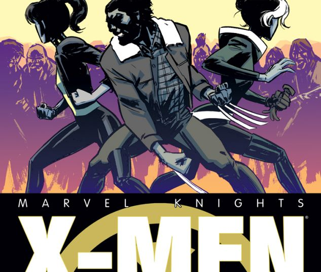 MARVEL KNIGHTS: X-MEN 1 (WITH DIGITAL CODE)