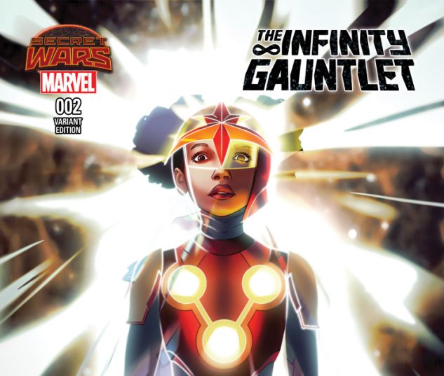 INFINITY GAUNTLET 2 FORBES VARIANT (SW, WITH DIGITAL CODE)