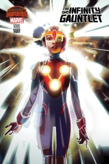 Infinity Gauntlet (2015) #2 (Forbes Variant)