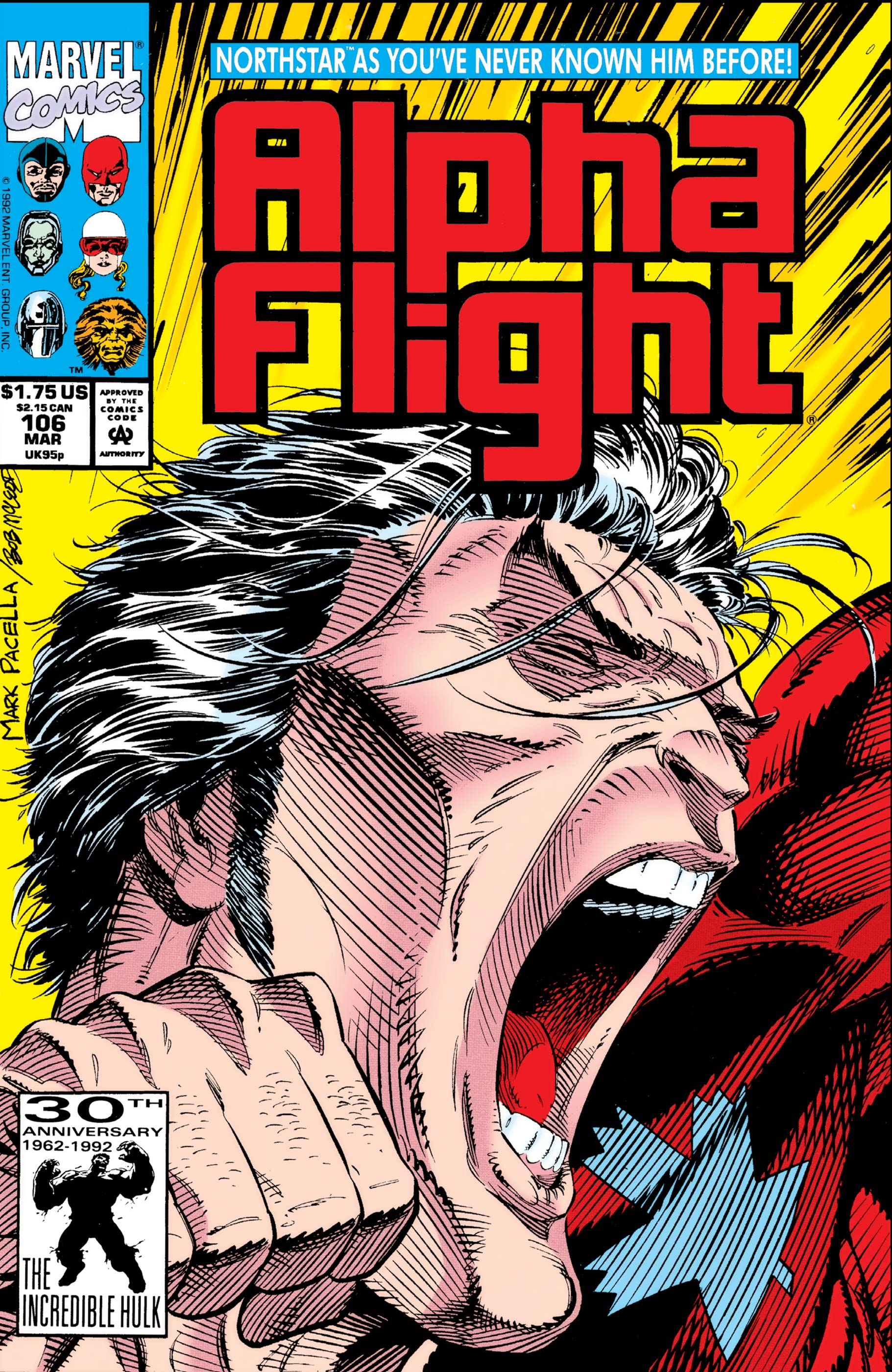 Alpha Flight (1983) #106