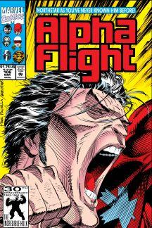 Alpha Flight (1983) #106