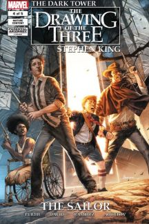 Dark Tower: The Drawing of the Three - The Sailor #4