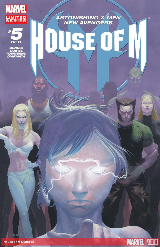 House of M (2005) #5