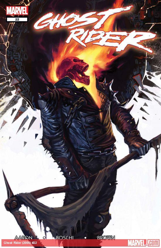 Ghost Rider (2006) #22