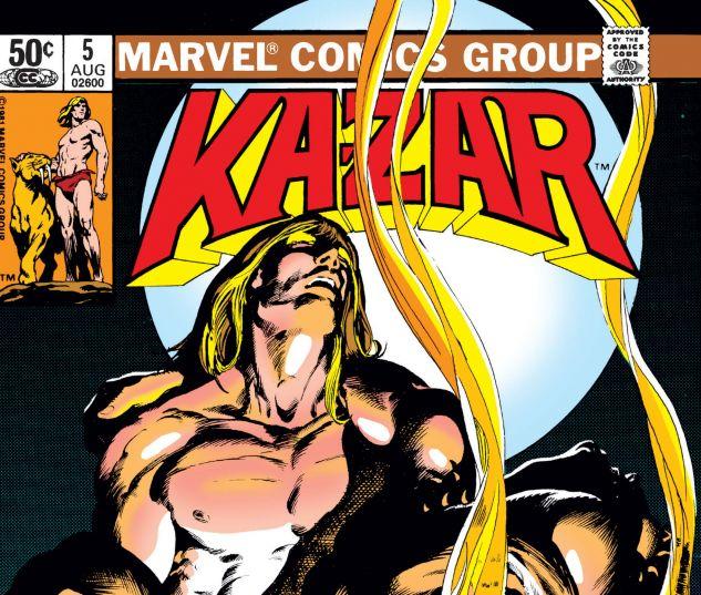 Cover Kazar 5