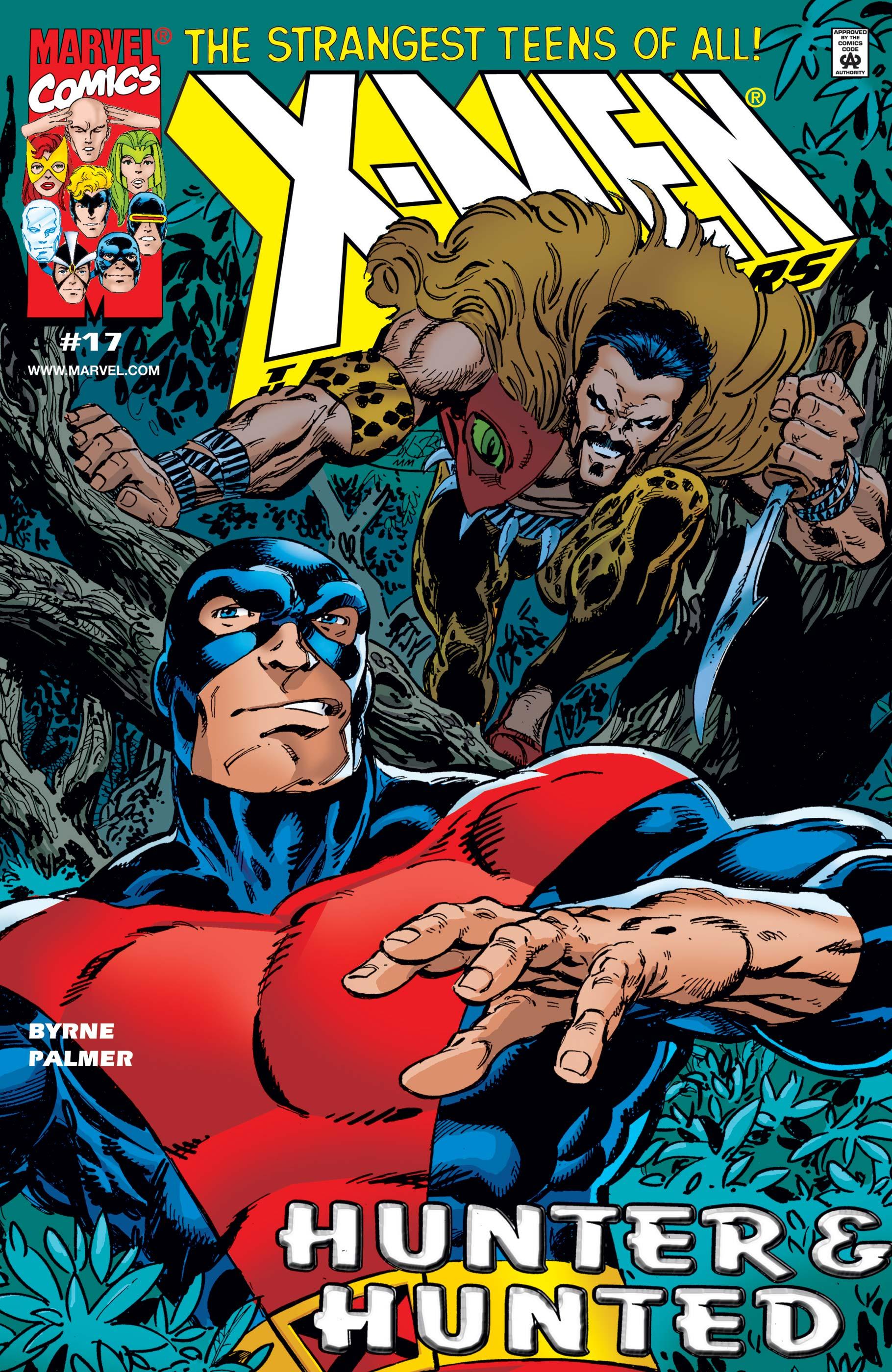 X-Men: The Hidden Years (1999) #17