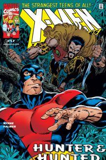 X-Men: The Hidden Years #17