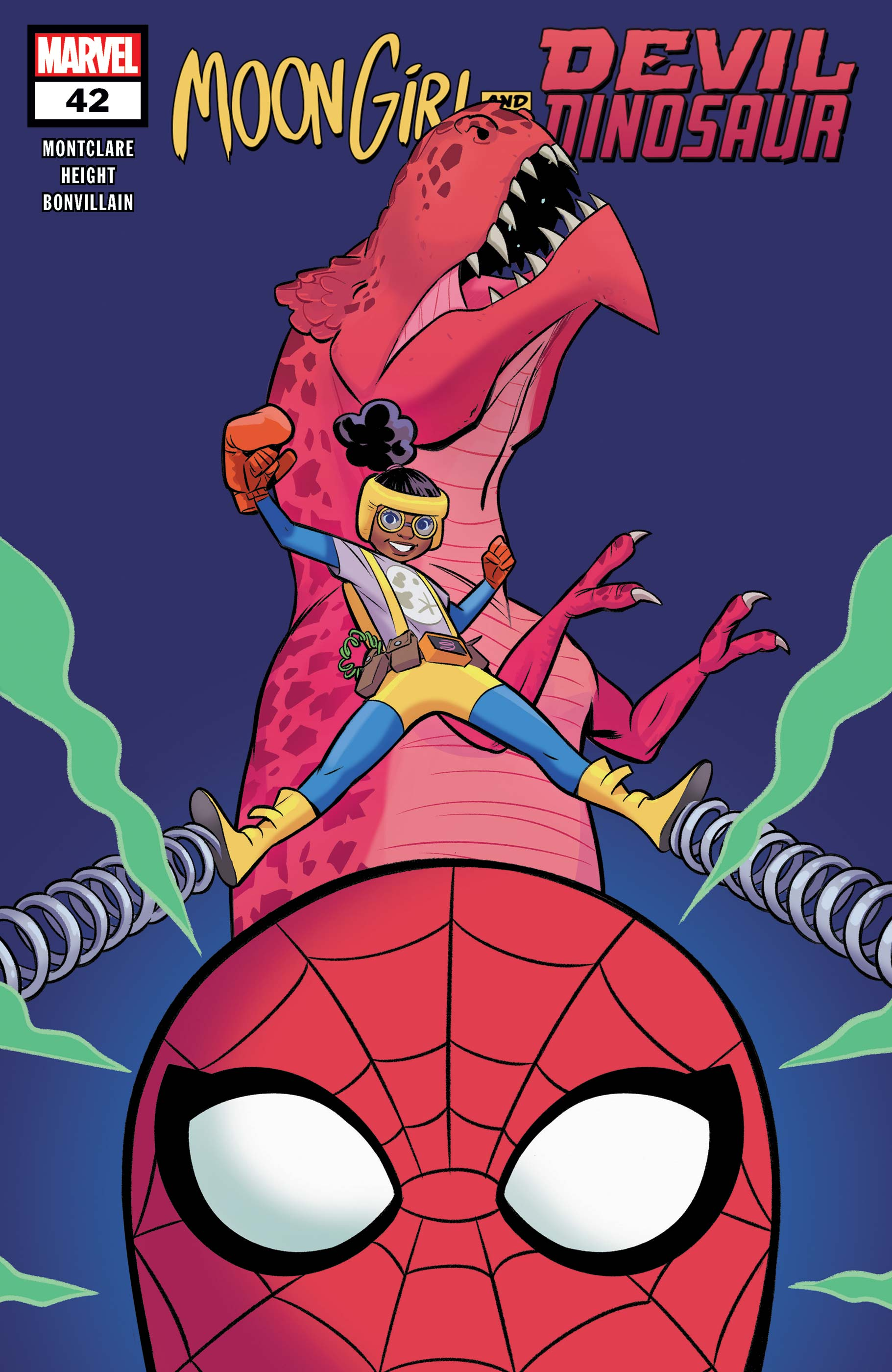 Moon Girl and Devil Dinosaur (2015) #42