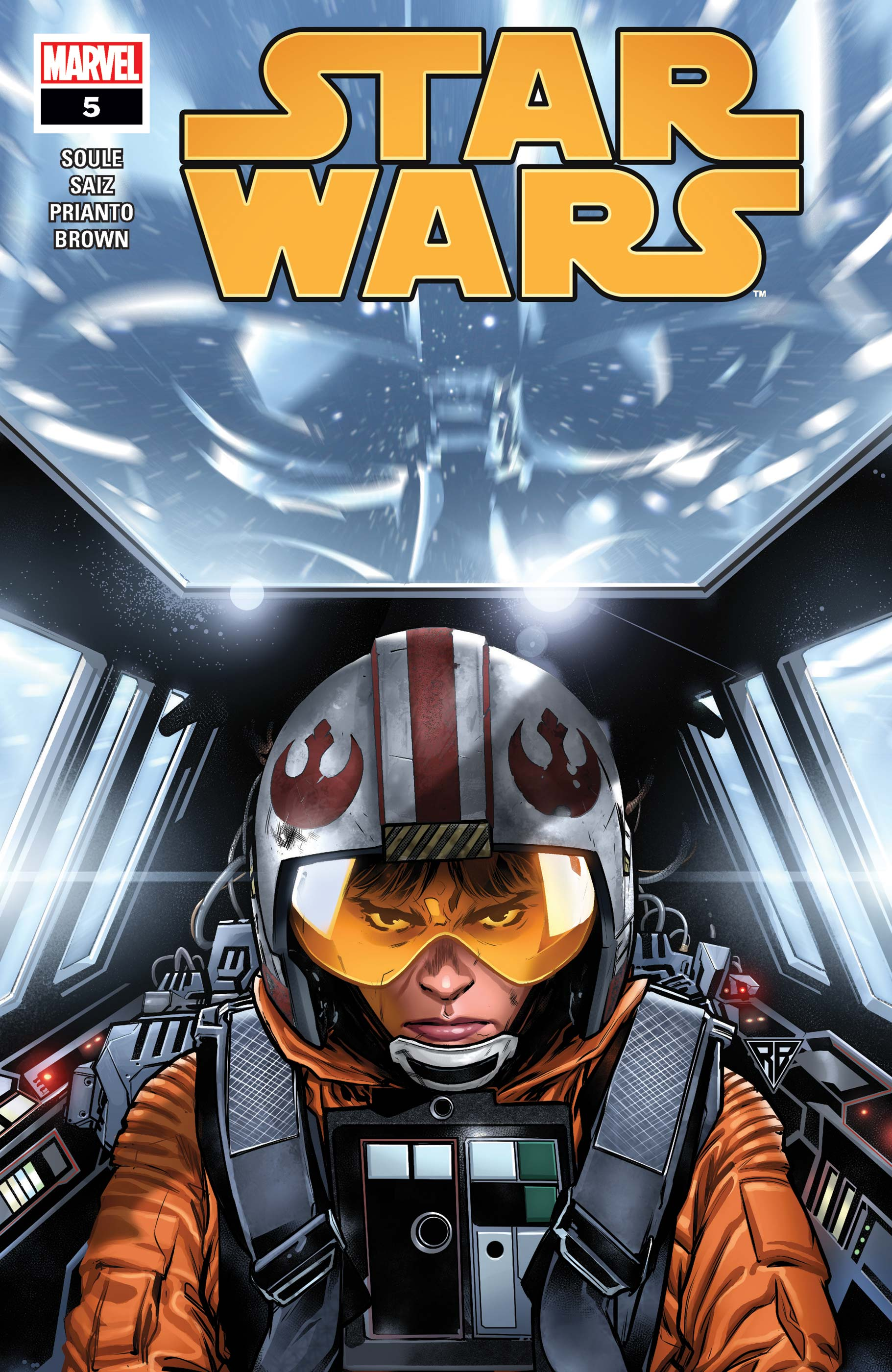 Star Wars (2020) #5