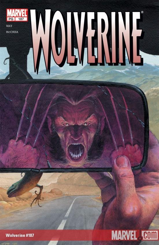 Wolverine (1988) #187