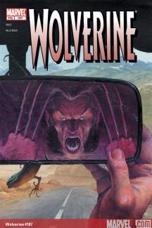 Wolverine #187