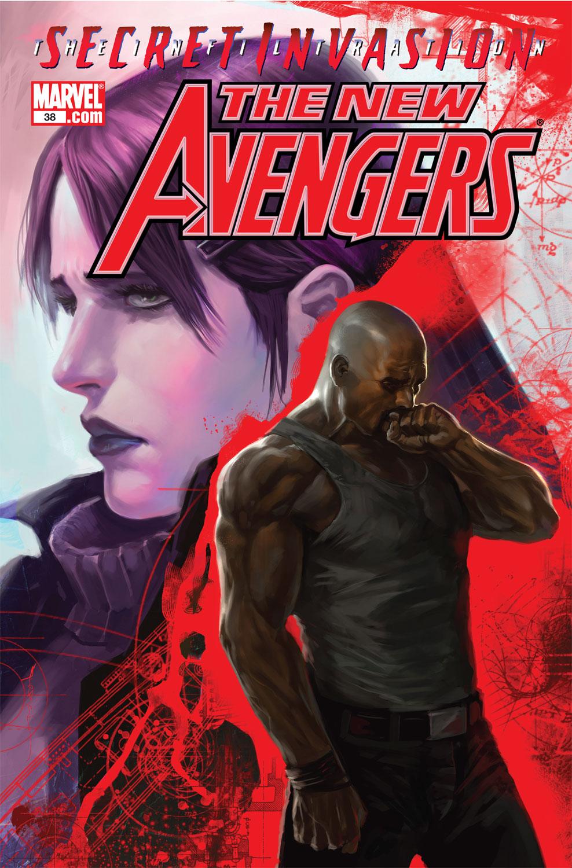 New Avengers (2004) #38