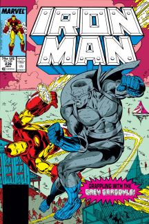 Iron Man (1968) #236