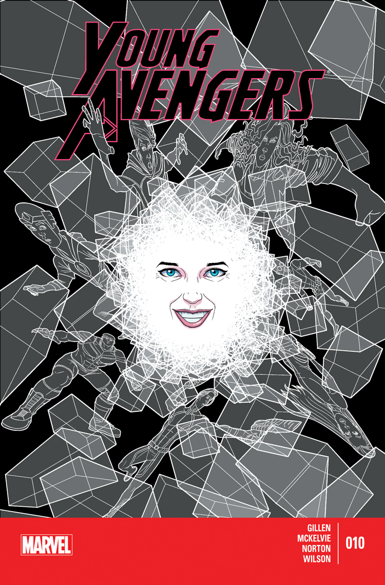 Young Avengers (2013) #10