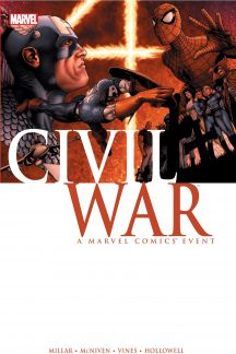 Civil War (McNiven Cover) (Hardcover)
