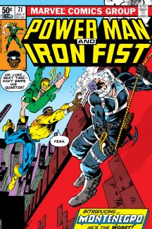 Power Man and Iron Fist (1978) #71