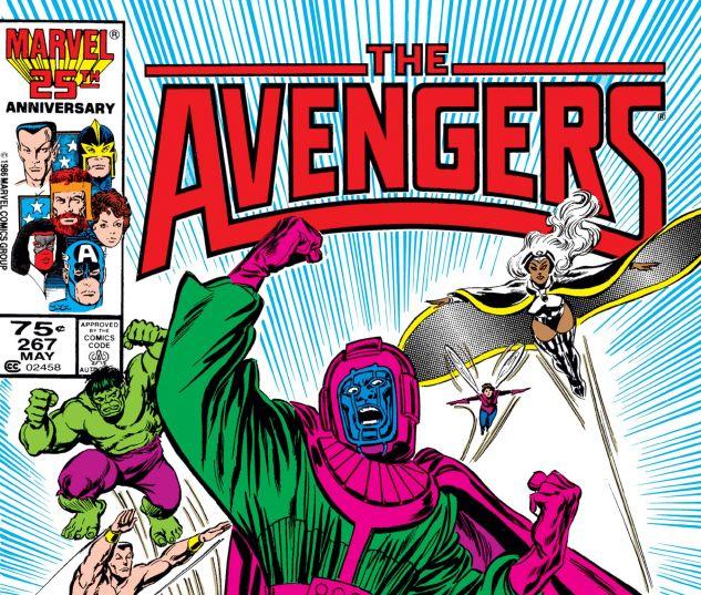 Avengers (1963) #267