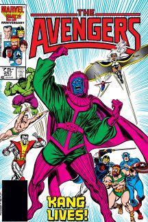 Avengers #267