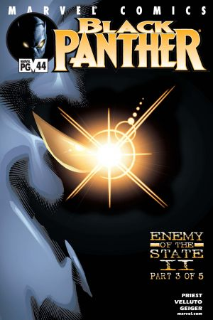 Black Panther (1998) #44
